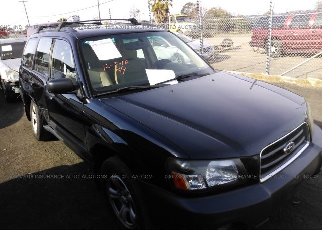 Inventory #912099664 2005 Subaru FORESTER