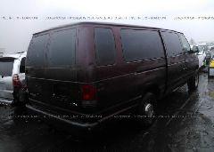2003 FORD ECONOLINE - 1FBSS31L43HA61343 rear view