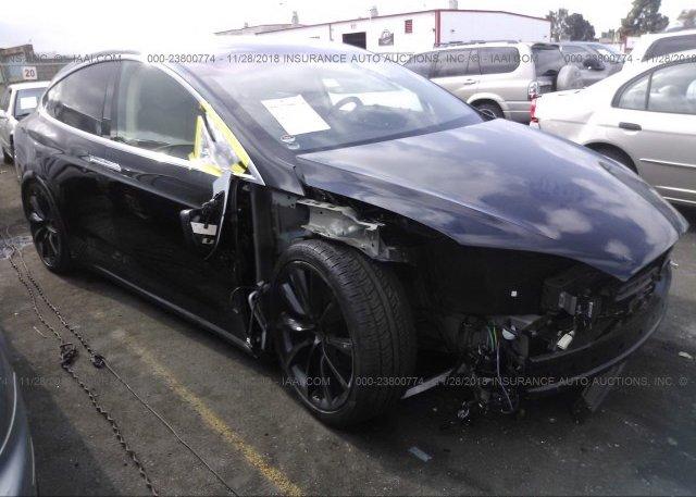 Inventory #447007692 2016 Tesla MODEL X
