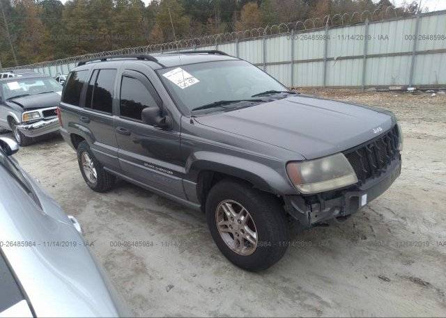 Inventory #438276457 2002 JEEP GRAND CHEROKEE