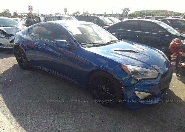 Inventory #811266848 2011 Hyundai GENESIS COUPE