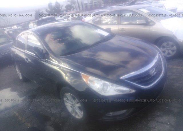 Inventory #131690479 2013 Hyundai SONATA