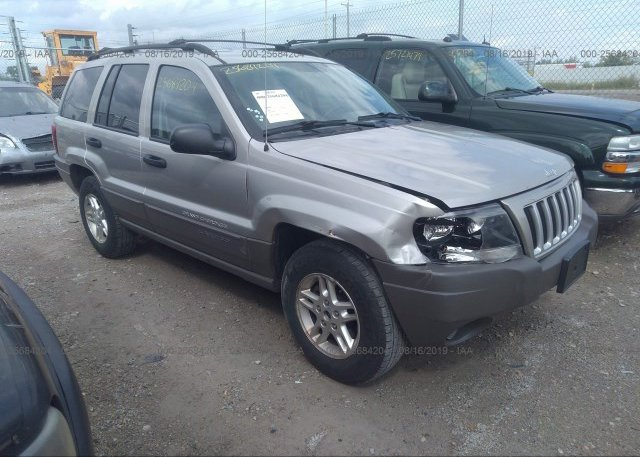 Inventory #843355368 2004 JEEP GRAND CHEROKEE