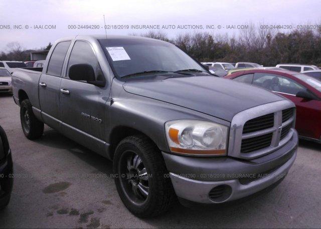 Inventory #532365690 2006 Dodge RAM 1500