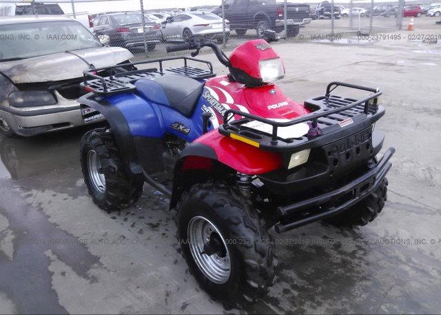 Inventory #289814313 2002 Polaris SPORTSMAN
