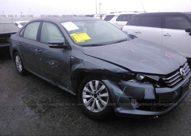 Inventory #908773301 2014 Volkswagen PASSAT