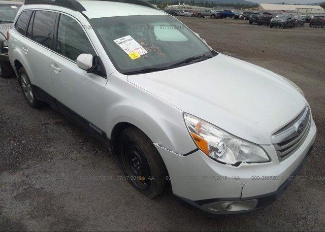 Inventory #901502957 2011 Subaru OUTBACK