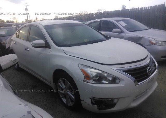 Inventory #664281893 2014 Nissan ALTIMA