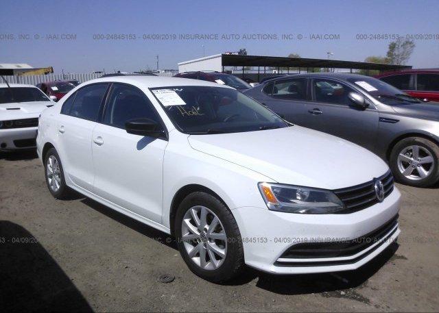 Inventory #818946235 2015 Volkswagen JETTA