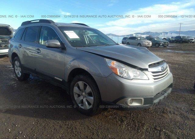 Inventory #508049867 2010 Subaru OUTBACK