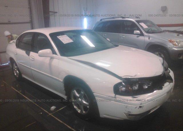 Inventory #119025107 2005 Chevrolet IMPALA