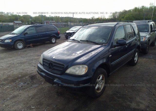 2000 Mercedes-benz ML - 4JGAB54E8YA178578