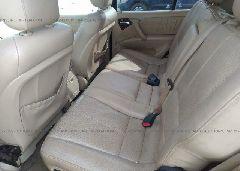 2000 Mercedes-benz ML - 4JGAB54E8YA178578 front view