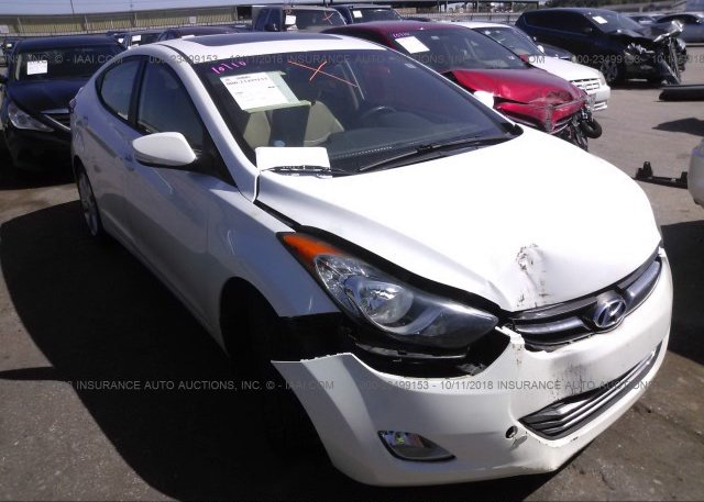Inventory #878473153 2013 Hyundai ELANTRA
