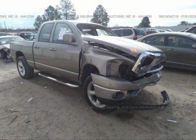 Inventory #566915323 2006 Dodge RAM 1500