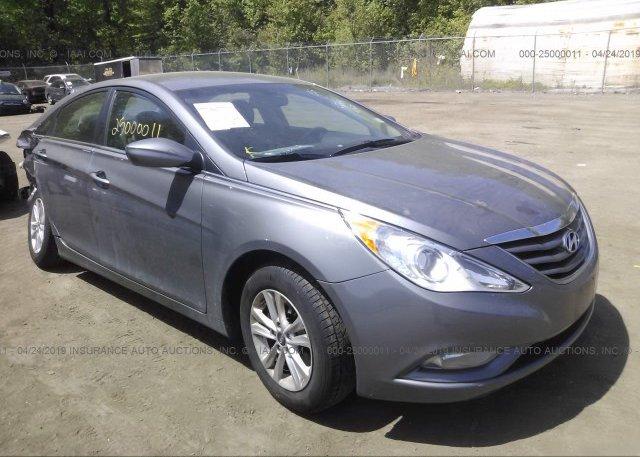 Inventory #599288049 2013 Hyundai SONATA