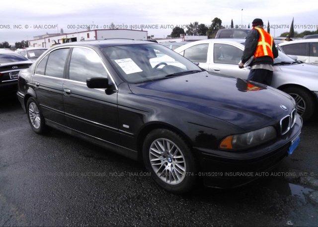 Inventory #922597576 2003 BMW 530