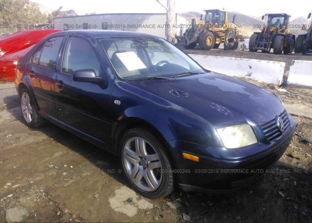 Inventory #273464374 2002 Volkswagen JETTA
