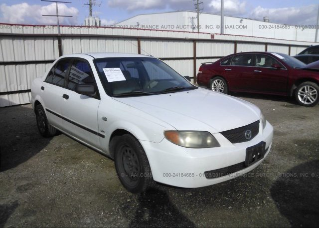 Inventory #547272108 2003 Mazda PROTEGE