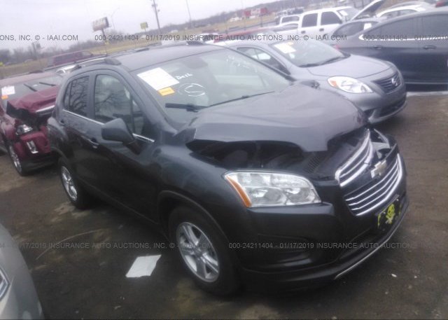 Inventory #499431980 2016 Chevrolet TRAX