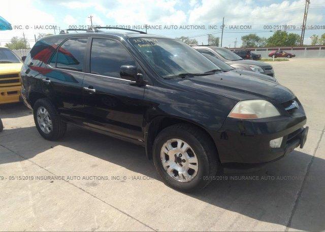 Inventory #642678636 2002 Acura MDX