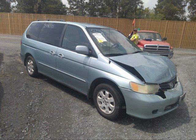Inventory #421908573 2004 Honda ODYSSEY