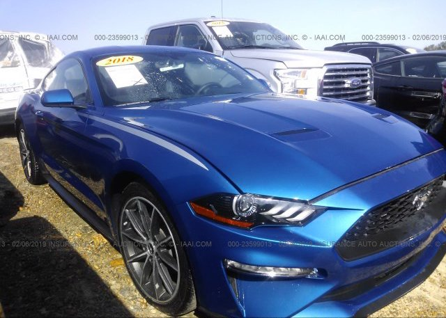 Inventory #812440086 2018 FORD MUSTANG