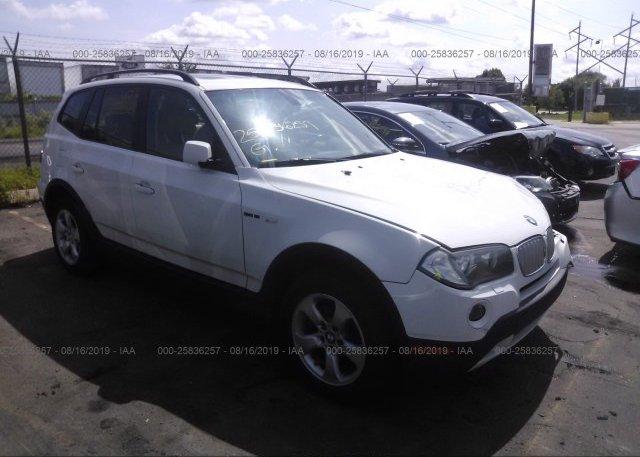 Inventory #244473780 2007 BMW X3