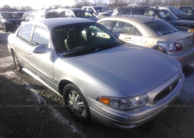Inventory #412576717 2002 Buick LESABRE