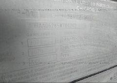 2005 GREAT DANE 7811TZ -  engine view