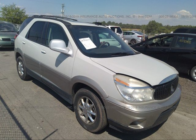 Inventory #168877686 2004 Buick RENDEZVOUS