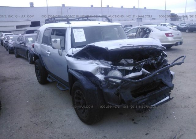Inventory #676652218 2008 Toyota FJ CRUISER