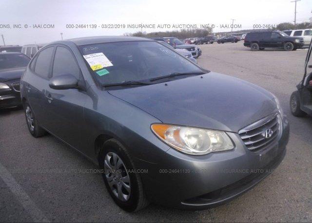 Inventory #633912424 2010 Hyundai ELANTRA