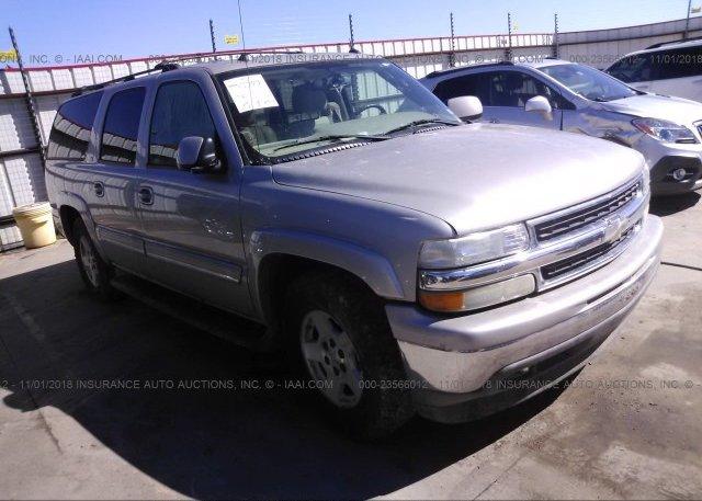 Inventory #936226362 2005 Chevrolet SUBURBAN
