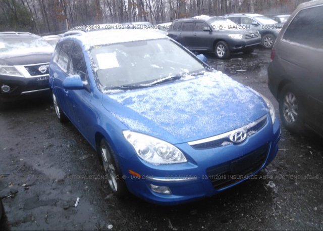 Inventory #732233368 2011 Hyundai ELANTRA TOURING