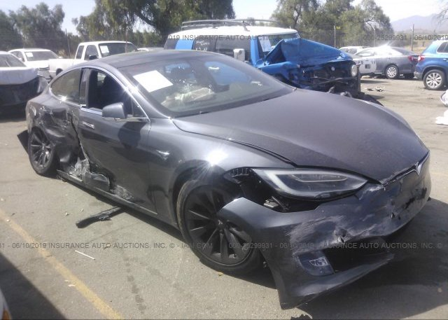 Inventory #973619855 2018 Tesla MODEL S