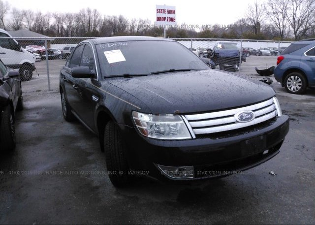 Inventory #937133803 2008 FORD TAURUS