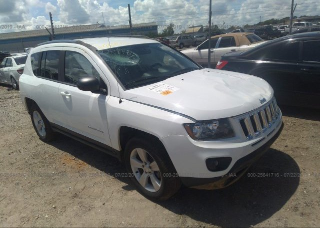 Inventory #813537631 2014 JEEP COMPASS