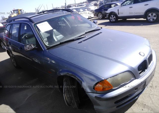 Inventory #925939162 2001 BMW 325