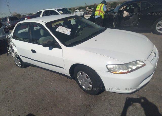 Inventory #381231453 1998 Honda ACCORD