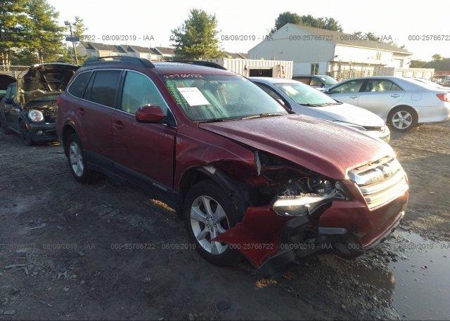 Inventory #617271222 2014 Subaru OUTBACK