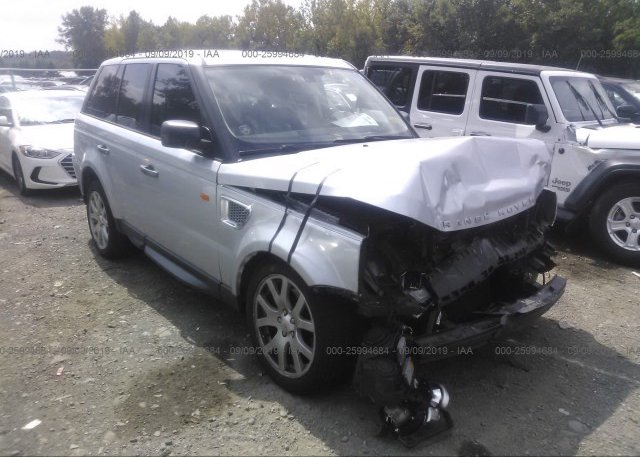 Inventory #352749566 2008 Land Rover RANGE ROVER SPORT