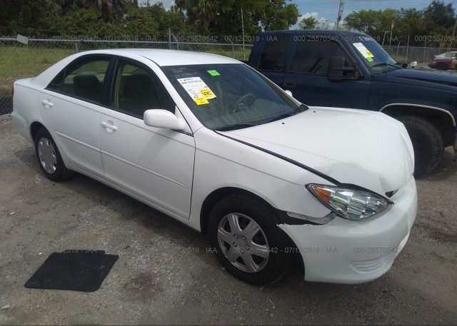 Inventory #941459380 2005 Toyota CAMRY