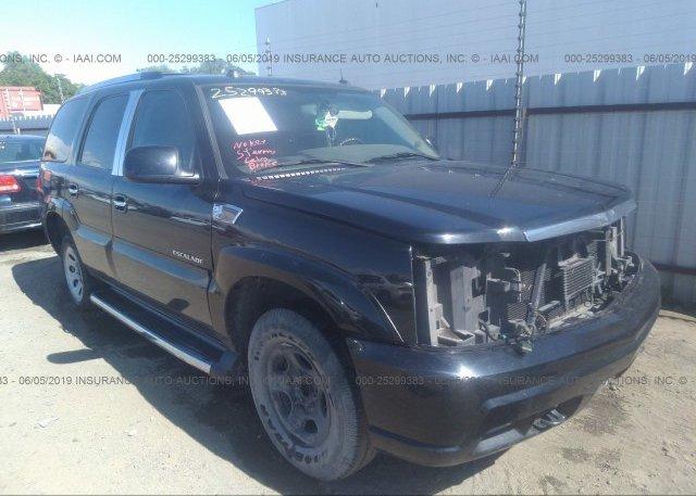 Inventory #427785261 2005 Cadillac ESCALADE