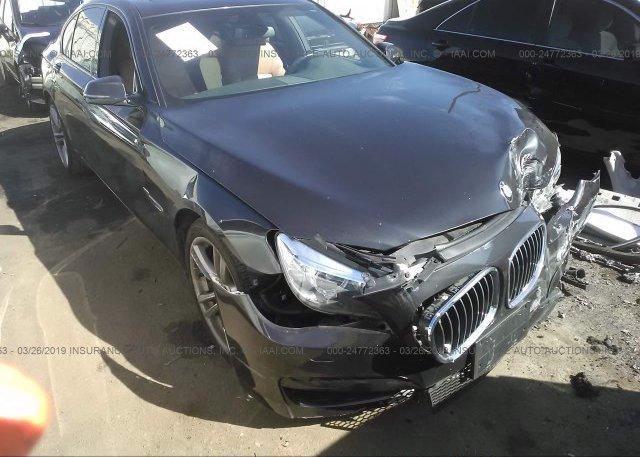 Inventory #860663963 2013 BMW 750
