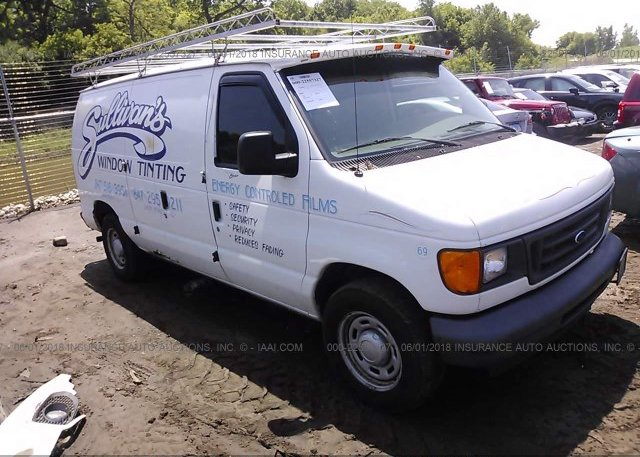 Inventory #170880028 2006 FORD ECONOLINE