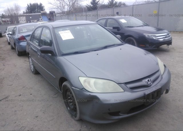 Inventory #381617941 2004 Honda CIVIC