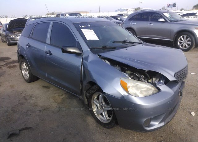 Inventory #327525671 2008 Toyota COROLLA MATRIX