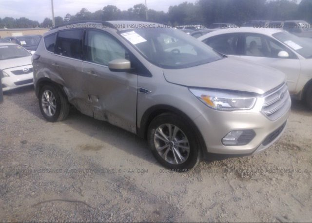 Inventory #886617481 2018 FORD ESCAPE