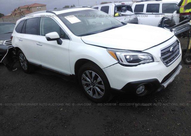 Inventory #987524016 2017 Subaru OUTBACK